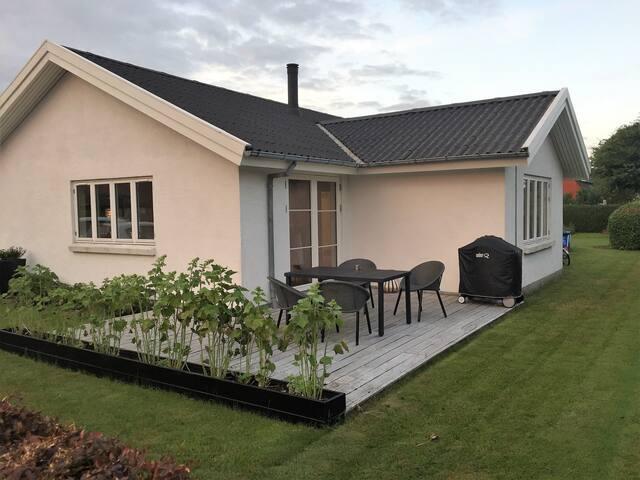 Hus i Marslev 10 km fra Odense centrum