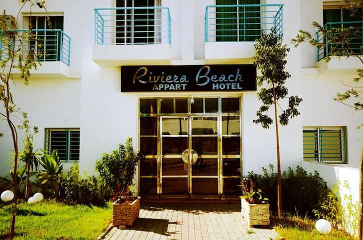 Appart Hotel Riviera Beach Cabo Negro
