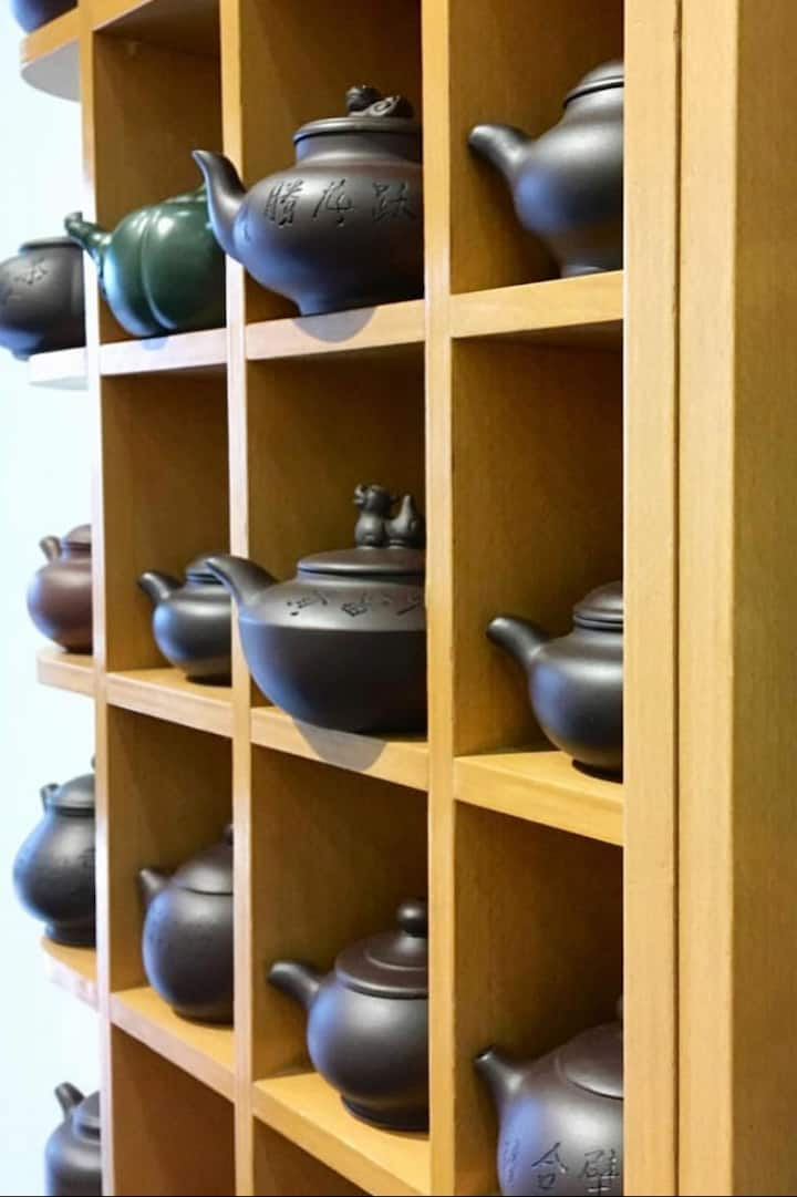 Teapots and Tea Equipment