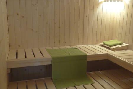 Entspannt Urlauben: Ostsee, Sauna u. Kamin