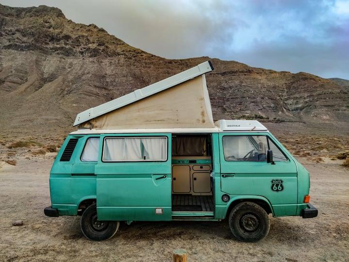 Famara Camper Vans | VK T3 100% Camperizada