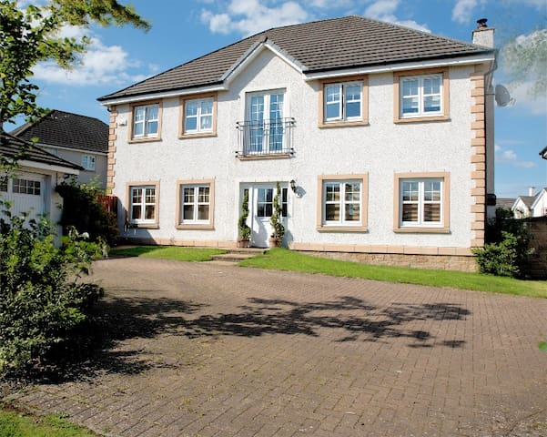 Stylish,  Scottish Home in the Kingdom of Fife - Dunfermline - Dom
