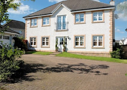 Stylish,  Scottish Home in the Kingdom of Fife - Dunfermline