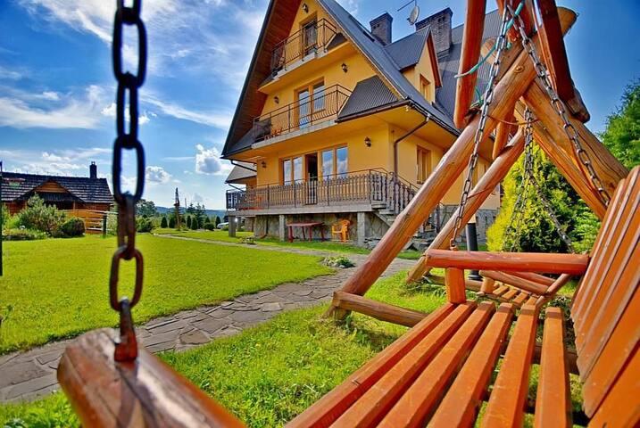 Dom Wypoczynkowy Paulina - Poronin