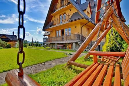 Dom Wypoczynkowy Paulina - Poronin - Villa