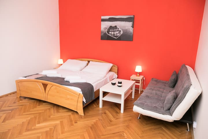 Welcome Charles Bridge Apartments/One bedroom