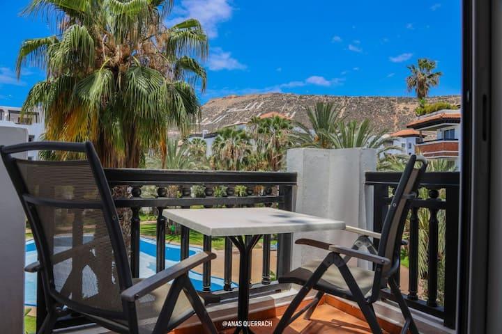 magnifique appartement à marina Agadir