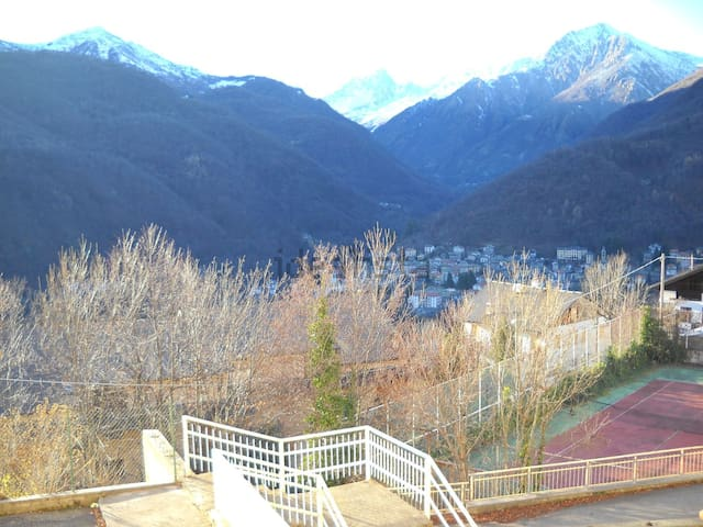 trekking, parapendio, muntainbike - Ceres - Appartement