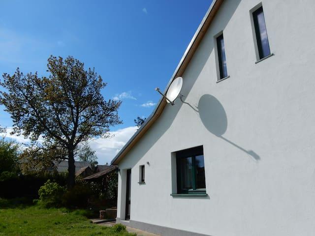 Burgenlandhouse with big idyllic garden