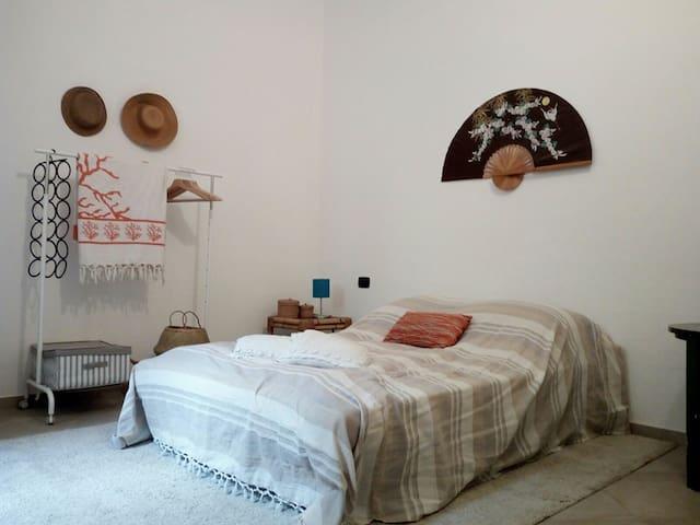Traveller's room