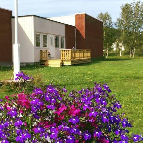 Helgeland - Hugla Camp og Overnatting