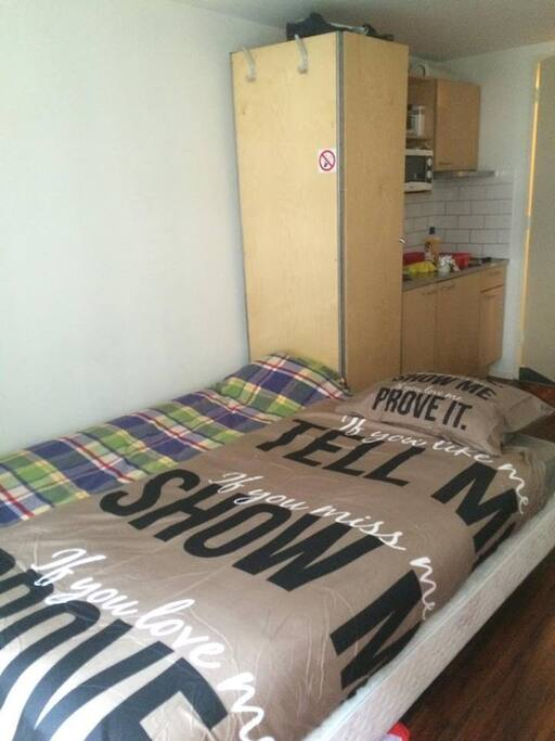 2x1 Bed