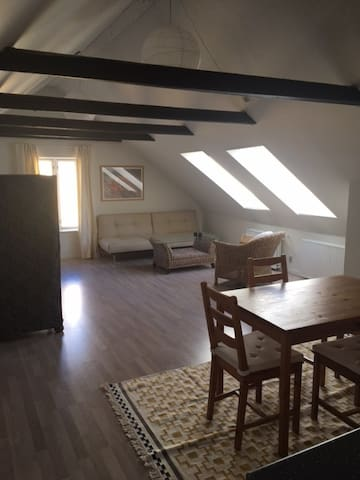 Studio apartment in charming village near Roskilde