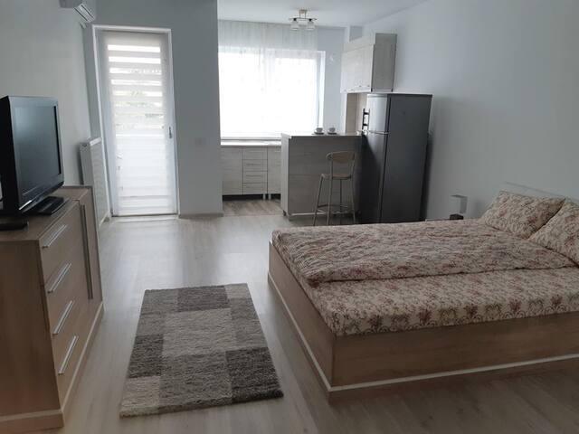 Hanna's Apartment