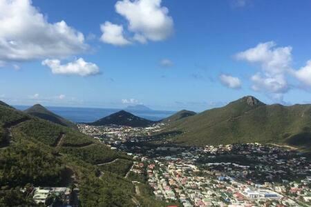 Caribbean Island Apartment - St.Maarten - Ház