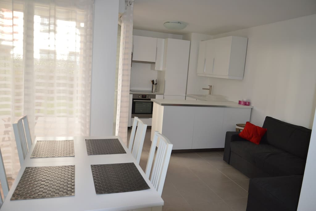 Appartement quartier monplaisir apartments for rent in for Garage ouvert lyon