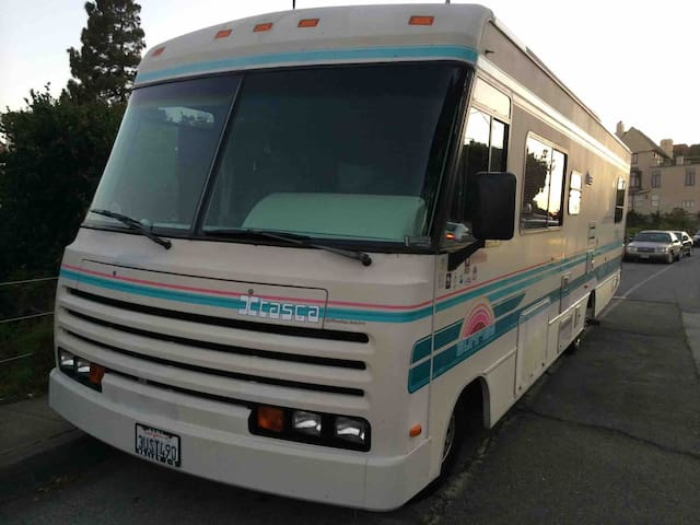 """""""Sunniee"""" a sweet RV to GLAMP in (Glamor Camping)!"""