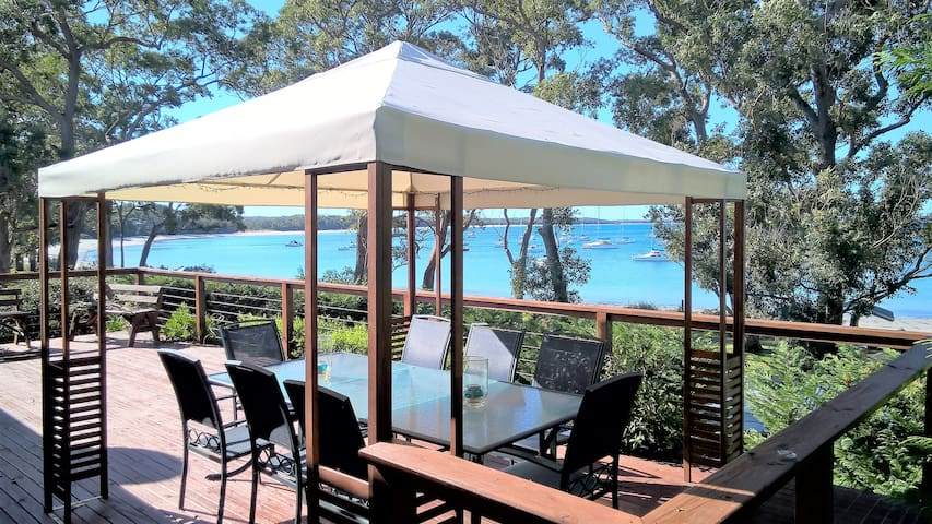 PET FRIENDLY BEACHFRONT 4pm checkout on weekends**