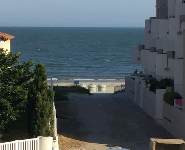 Superbe T2 de 33 m2 à 50 m de la plage - Carnon 34 - Mauguio - Apartment