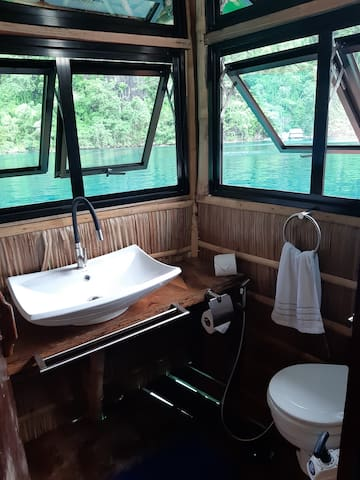 toilet room 2nd private bathroom