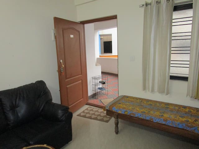 Contemporary 2 Bedroom flat- Sarjapur road