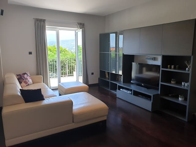 5 star apartment near Opatija