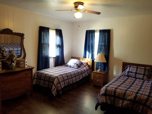 Blue Room Upstairs
