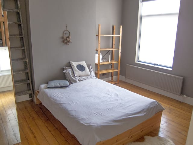 Huge 1 bed, Harringay/Crouch End