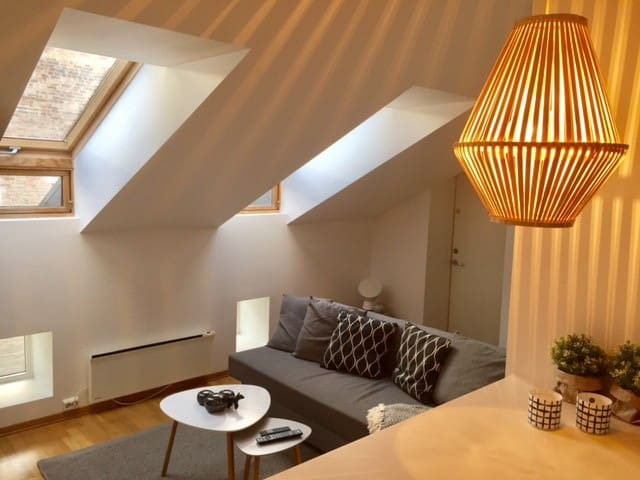 Super central, hip, warm n`nice apartment Oslo. - Oslo - Condominio