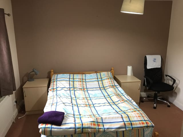 Large En Suite Double Room with Great Location - Reading - Daire