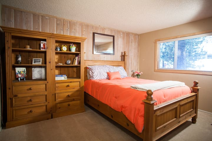 Center of Town- One Bedroom and Bunk - Mammoth Lakes - Kondominium