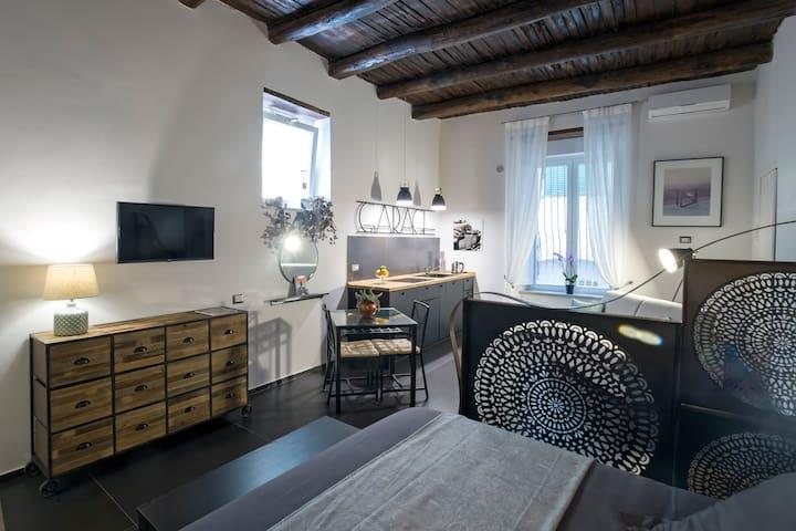 Design Loft Apartment Salerno Amalfi Coast