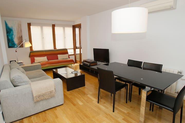 2 dble bedrooms apart Sta Catalina - Palma di Maiorca - Appartamento