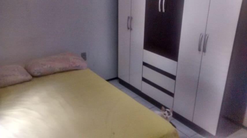 Um quarto gentil / A kind room. - Fortaleza - Apartamento
