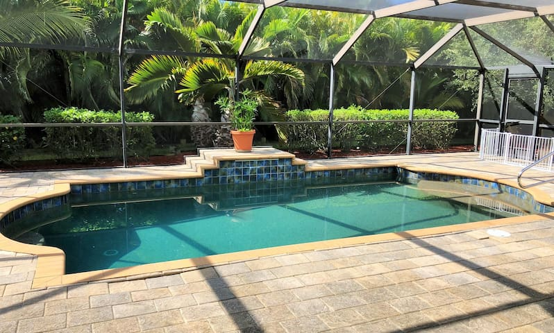Gorgeous Private Pool Home | Private Room for Rent