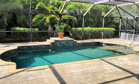 Private room for rent | Beautiful pool home