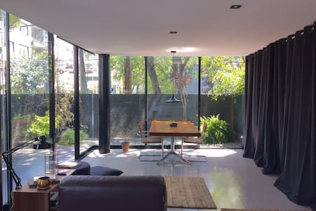 Lovely apartment, close to museums destrict. - Ciudad de México - Apartment