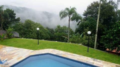 Paraiso na Serra da Cantareira!
