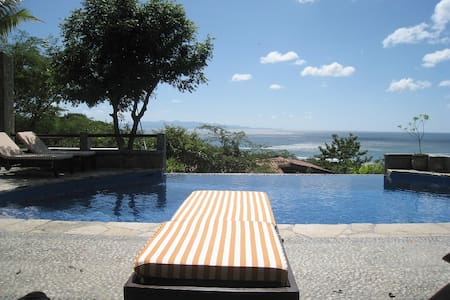 Breathtaking Ocean View from Amazing Infinity Pool - San Juan del Sur - Ház
