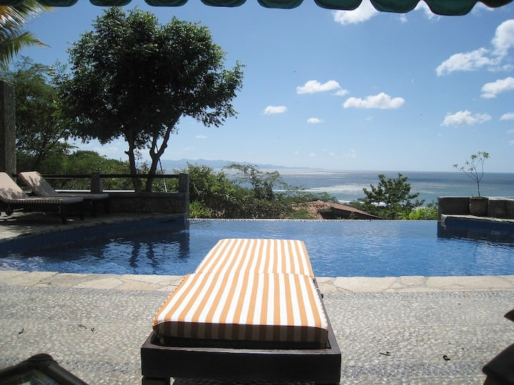 Breathtaking Ocean View from Amazing Infinity Pool