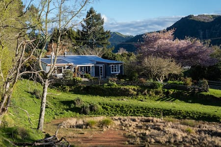 Mahaanui Cottage Farmstay Experience, Gisborne NZ