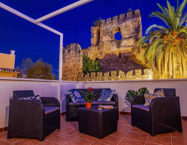 "Renovated house in OLD TOWN""LA MURALLA"" Marbella."