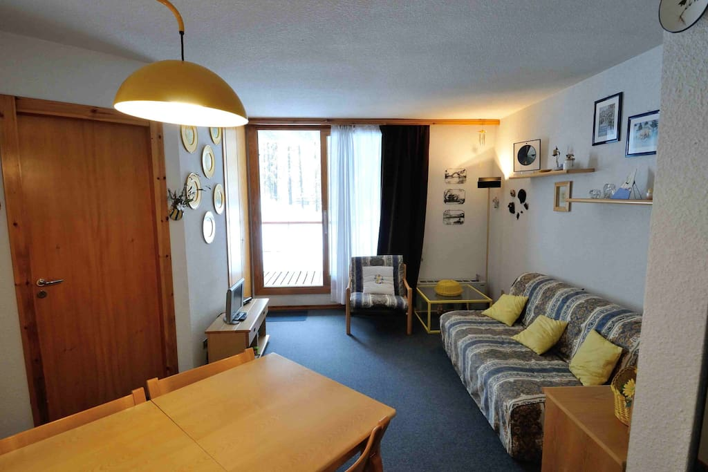 Trilocale accogliente e vicino alle piste - Appartamenti in affitto a San Sicario, Piemonte, Italia