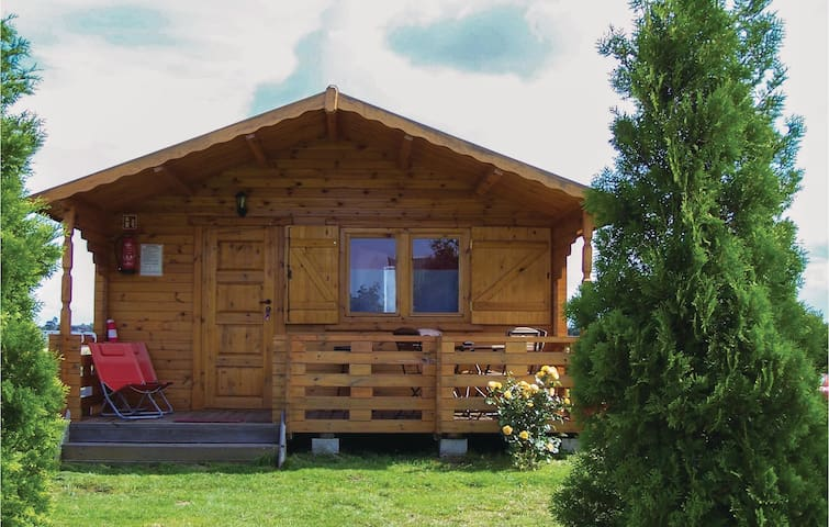 Holiday cottage with 2 bedrooms on 29m² in Sarbinowo