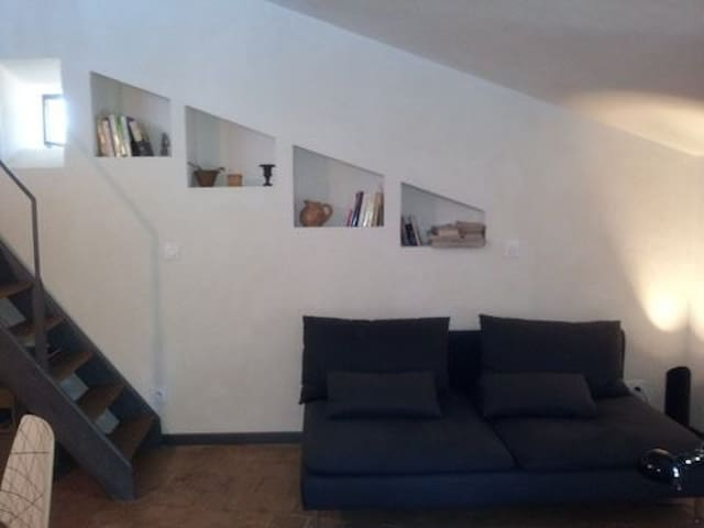 One bedroom center of Lourmarin