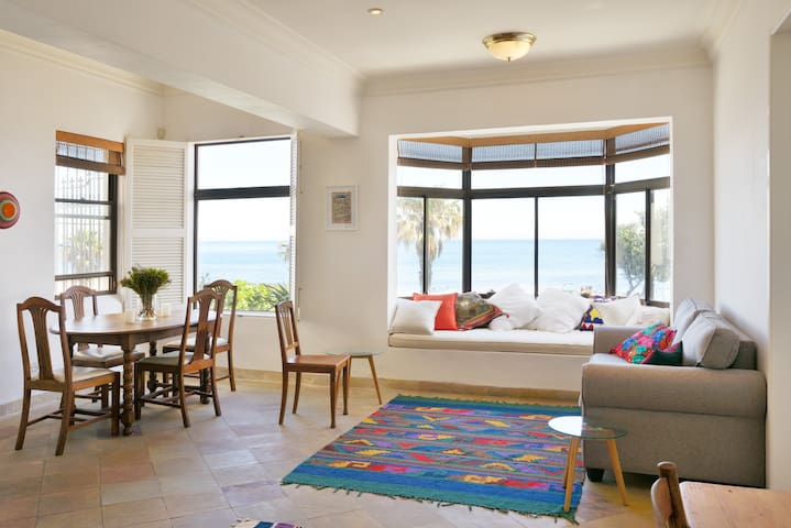 BEACHFRONT PARADISE WITH OCEAN VIEWS IN SEA POINT