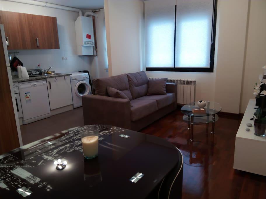 Apartamento familiar apartamentos en alquiler en gij n - Sofas gijon ...