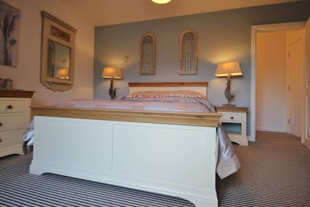 Sail Away B&B - 100m Bridgend Quay - Noss Mayo - Bed & Breakfast