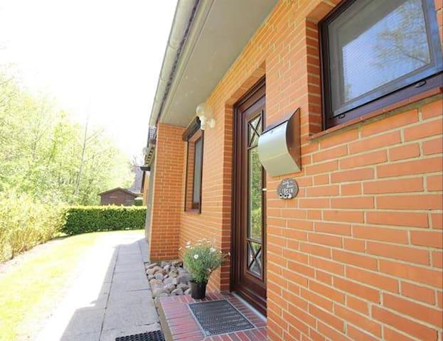 Gemütliches Haus mit Garten zentral 85 qm, 2 Bäder