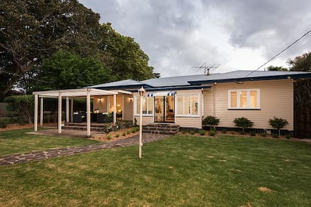 Maison on Mayes - East Toowoomba